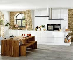 Howdens Kitchen Design Bayswater Gloss White Kitchen Contemporary Kitchens Howdens