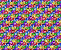 rainbow monkey wallpaper mad eeker spoonflower