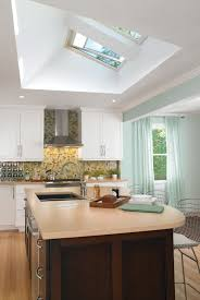 skylight lighting ideas kitchen lighting ideas vaulted ceiling