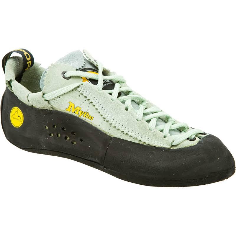 La Sportiva Mythos Climbing Shoe Green 33.5 234-GREEN-33.5