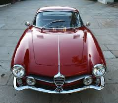 bella102 1961 alfa romeo sprint speciale silas216 alfa romeo