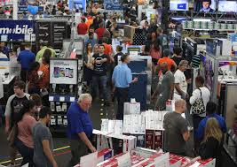 sports authority thanksgiving sale shopper traffic at best buy j c penney soars on black friday
