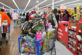 walmart reports record thanksgiving day despite web woes