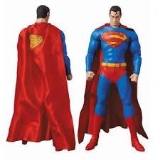 hush superman real action hero 1 6 action figure medicom