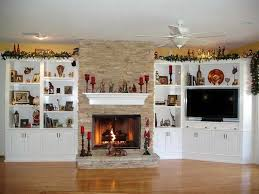 Built In Electric Fireplace Wall Units Amazing Built In Entertainment Center Around Fireplace