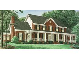 brick colonial house plans hindmann southern farmhouse plan 025d 0059 house plans and more