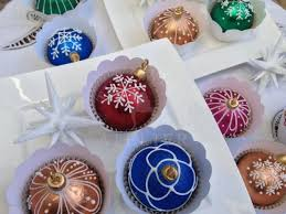 79 best ornament cupcakes images on cakes