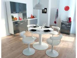 table ronde cuisine conforama table ronde de cuisine table ronde fjord coloris blanc vente de