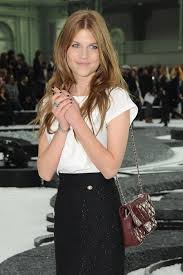 pictures of celebs at the 2011 spring paris fashion week chanel