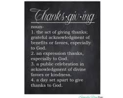 thanksgiving ideas etsy