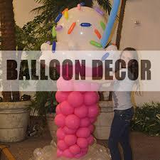 balloon delivery naples fl balloon decor naples services table