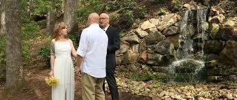 a light of love wedding chapel waterfall weddings gatlinburg