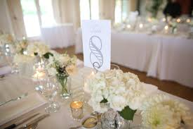 modern table numbers wedding modern martha