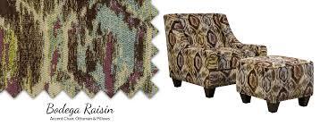 accent chair with ottoman ac2044a bodega raisin accent chair accent ottoman awfco catalog site