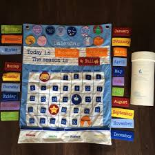 find more pottery barn kids fabric calendar interchangeable