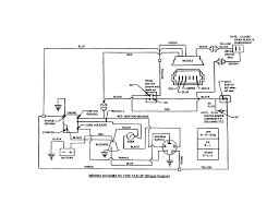 briggs and stratton wiring diagram 18 hp wiring diagram and
