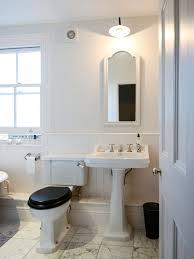 Matching Pedestal Sink And Toilet Black Toilet Houzz