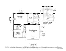 center hall colonial floor plans home designs ryan homes venice floor plan ryan homes north
