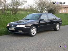peugeot 607 coupe view of peugeot 605 photos video features and tuning of