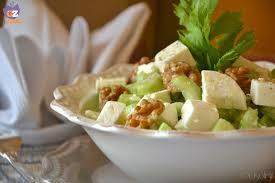insalata di sedano e mele insalata sedano toma e noci una fresca idea per antipasti estivi