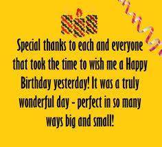 thank you happy birthday other celebration pics