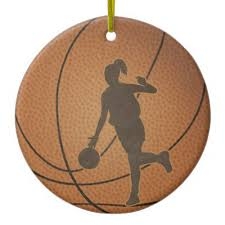 vintage personalized basketball ornaments zazzle