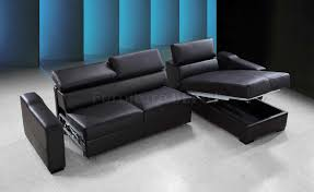 Leather Modern Sofa by 14 Modern Leather Sofa Bed Carehouse Info