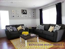 Gray And Yellow Living Room Fancy Blue And Yellow Living Room Ideas On Home Design Ideas With