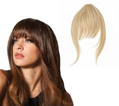 hairdo wigs hairdo effortless clip in bangs page 1 qvc