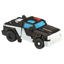 police jeep toy strongarm patrol transformers toys tfw2005