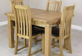 dining memorable solid oak extending dining table and 8 chairs
