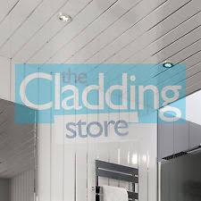 Bathroom Ceiling Cladding Pvc Panels Pvc Cladding Home Furniture U0026 Diy Ebay