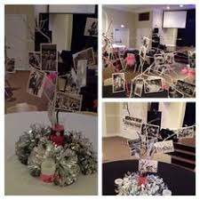 great idea for centerpiece for football banquet party ideas