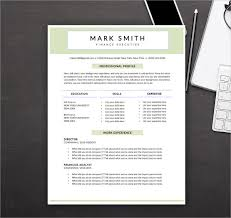 executive resume design modern resume templates 46 free psd word pdf document