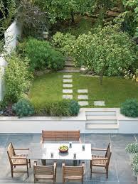 small backyard landscape ideas about no grass on newest narrow