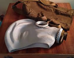 Halloween Costume Gas Mask Gas Mask Russian Etsy