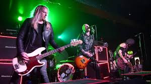 backyard babies a song for the outcast manchester academy 3