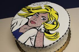 15 amusing cakes that are inspired by famous works of art