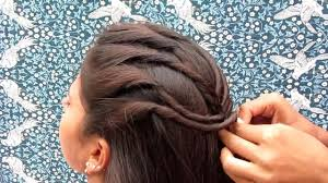 easy hairstyle for party and out going youtube
