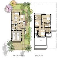 Dubai House Floor Plans Hayat Villa Floor Plans Town Square Dubai