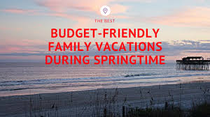 budget friendly family vacations to take in the my sweet