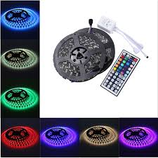 Outdoor Led Light Strips by Amazon Com Xkttsueercrr 300led Waterproof Flexible Rgb Color