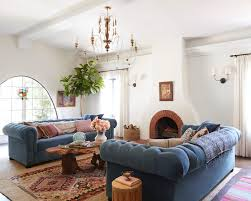 59 stylish rustic style home decor ideas to furnish your a spanish living room emily henderson
