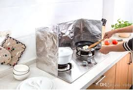 stove splash guard 2018 kitchen oil splatter guard gas stove splash guard nonstick