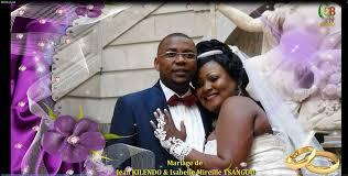 mariage congolais cgb 24 tv universal beau mariage congolais de mireille jean