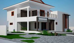Home Design Bedroom House Plans In Ghana By Ghanaian Architects Architectural Designs For Houses In Nigeria