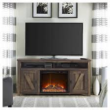 Electric Fireplace Media Console Farmington Electric Fireplace Tv Console For Tvs Up To 60