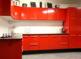 vint red kitchen cabinets red kitchen shelving red kitchen