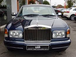 silver rolls royce used 1999 s rolls royce silver seraph 5 4 v12 only 6 000 miles