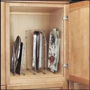 Kitchen Cabinet Dividers Tray Dividers With For Base Cabinets Rta Cabinet Store